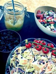 Kent + Essex - salad